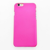 Чехол под нанесение Present Soft touch Pink (для iPhone 6/6S)
