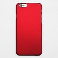 Чехол под нанесение Present Soft touch Red (для iPhone 6/6S)