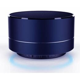 Bluetooth-колонка под нанесение Present SP1 Blue