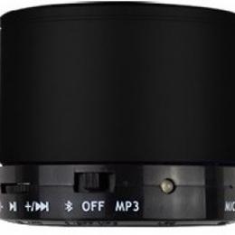 Bluetooth-колонка под нанесение Present SP2 Black