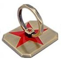 Крепление-кольцо Present U-008 Gold Red (35 x 40 x 7,5мм, U-0084, металл)