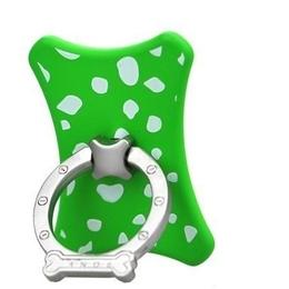 Крепление-кольцо Present U-010 Green (35 x 40 x 7,5мм, U-0101, металл, пластик)
