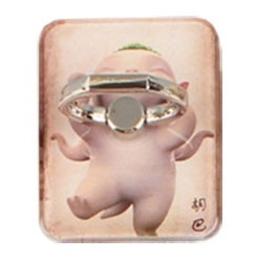 Крепление-кольцо Present U-018 Brown (металл, пластик)