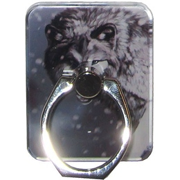 Крепление-кольцо Present U-023 Gray (волк, металл, пластик)