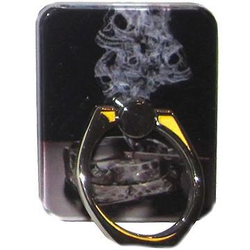 Крепление-кольцо Present U-034 Black (сигарета в пепельнице, металл, пластик)