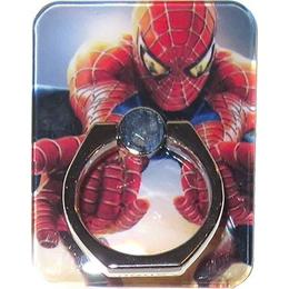 Крепление-кольцо Present U-038 Red Blue (человек-паук, металл, пластик)