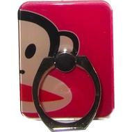 Крепление-кольцо Present U-047 Red (обезьяна, металл, пластик)