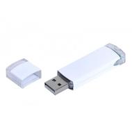 Накопитель под нанесение Present V400 8 GB White