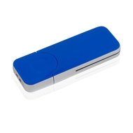 Накопитель под нанесение Present V700 8 GB Blue