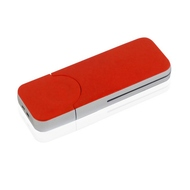 Накопитель под нанесение Present V700 8 GB Red