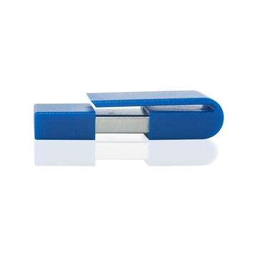 Накопитель под нанесение Present V705 8 GB Blue