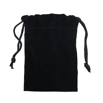 Вельветовый мешочек Present Black