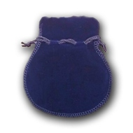 Мешочек бархатный Present P-04 Blue
