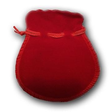Мешочек бархатный Present P-04 Red