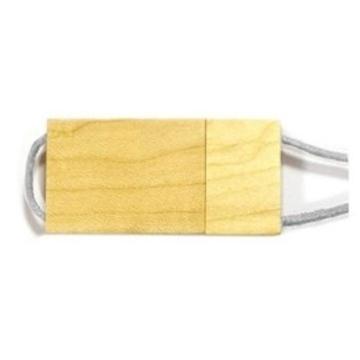 Флэш брусок деревянный Present W-20