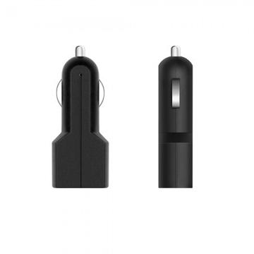 Зарядное устройство Prime Line 2204 Black (сетевое, USB, 1A, б/кабеля)