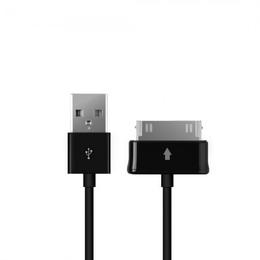 Кабель Prime Line 7204 Black (1.2m, кабель-дата, Galaxy Tab/Note 10.1)