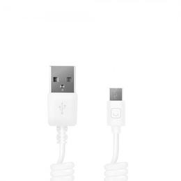 Кабель Prime Line 7210 White (1.5m, microUSB, USB, витой провод)