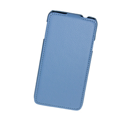 Чехол Partner Flip Case Blue (для Samsung SM-G900 Galaxy S5)
