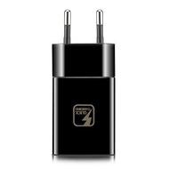 Зарядное устройство Alcatel QuickCharger QC10 Black (сетевое, 1,67A)
