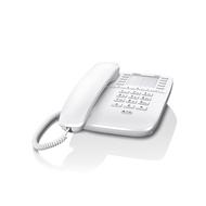 Siemens Gigaset DA510 White (10 функциональных клавиш, 10 мелодий звонка, совместим со слуховым аппаратом)