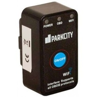 Автосканер беспроводной ParkCity ELM-327WF (диагностика автомобиля через разъем OBD-II)