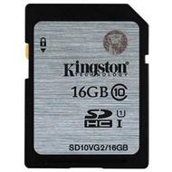 SDHC 16Гб Kingston Класс 10 UHS-I