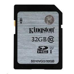 SDHC 32Гб Kingston Класс 10 UHS-I