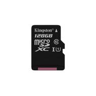 MicroSDXC 128Гб Kingston Класс 10 UHS-I 45MB/s (без адаптера)
