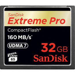 Compact Flash 32Гб Sandisk Extreme Pro 1000X