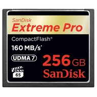 Compact Flash 256Гб Sandisk EXtreme Pro 1000X
