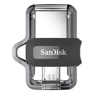 Флешка USB 3.0 Sandisk Ultra Dual Android m3.0 OTG 128гб