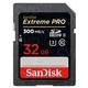 SDHC 32Гб Sandisk Класс 10 UHS-II Extreme Pro (300Mb/s)