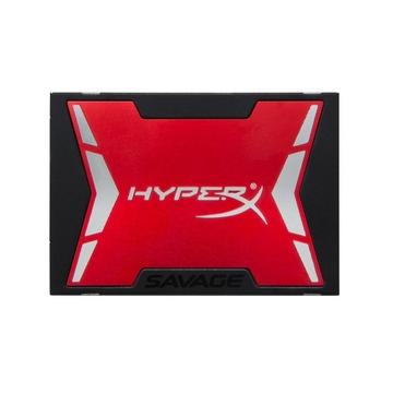 Твердотельный накопитель SSD Kingston 480GB HyperX SAVAGE Bundle