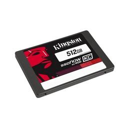 Твердотельный накопитель SSD Kingston 512GB SSDNow! KC400