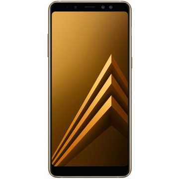 Samsung SM-A730F Galaxy A8 Plus 2018 Duos Gold