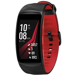 Смарт-часы Samsung SM-R365 Gear Fit 2 Pro Black Red
