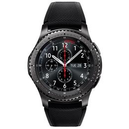 Смарт-часы Samsung SM-R770 Gear S3 Frontier Dark Gray