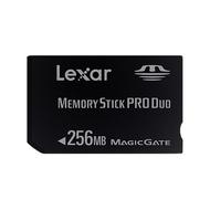 Memory Stick Pro Duo 256MB Lexar