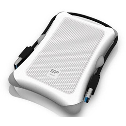"Внешний жесткий диск 1 TB Silicon Power Armor A30 White (2.5"""", USB3.0, ударопрочный)"