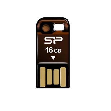 Silicon Power Touch T02 16 Гб Orange