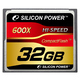 Compact Flash 32Гб Silicon Power 600X