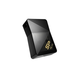 Флешка USB 3.0 Silicon Power Jewel J08 32Гб Black