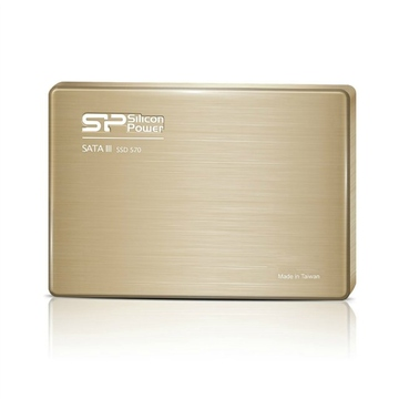 Твердотельный накопитель SSD Silicon Power 120GB Slim S70
