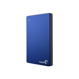 """Внешний жесткий диск 2Тб Seagate Backup Plus Slim Blue (3.5"""""""", USB3.0, PC/Mac)"""