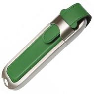 Накопитель под нанесение SuperTalent DL 16 gb Green