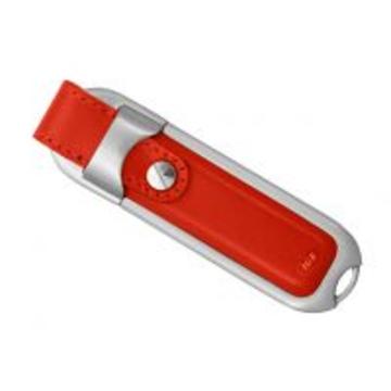 Накопитель под нанесение SuperTalent DL 4Гб Red