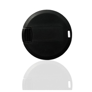 Накопитель под нанесение SuperTalent CO-CD-ROUND 64 ГБ Black
