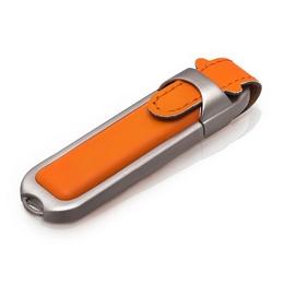 Накопитель под нанесение SuperTalent DL 64 ГБ Orange