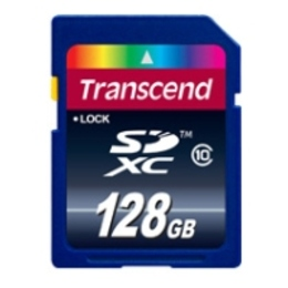 SDXC 128Гб Transcend Класс 10